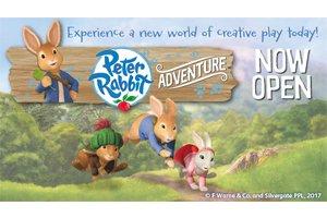 Peter Rabbit Adventure Now Open