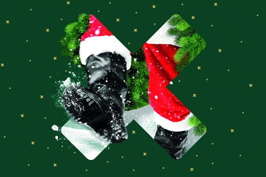 Santa's Parade - Xscape