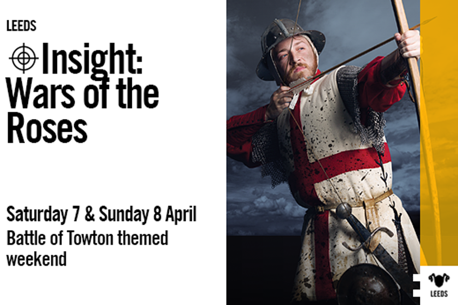 Wars of the Roses at Royal Armouries Museum