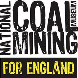National Coal Mining Museum for England logo