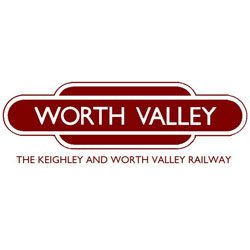Keighley And Worth Valley logo