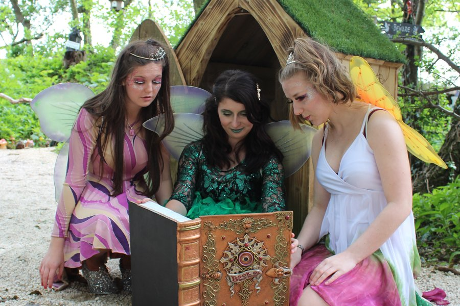Enchanted Fairy Forest at the Tropical Butterfly House - May half term