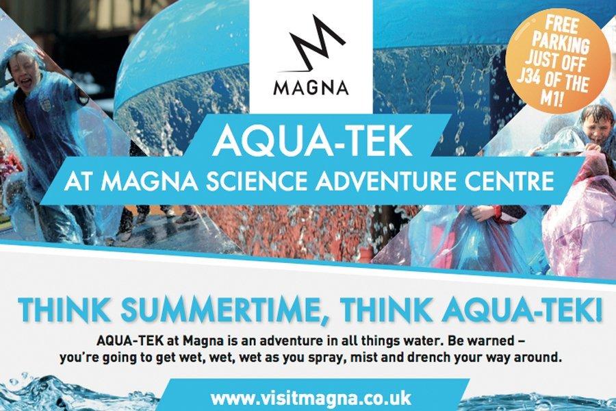 Aqua-Tek at Magna