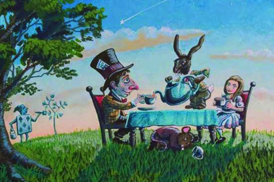 Alice's Adventures in Wonderland at Harewood House