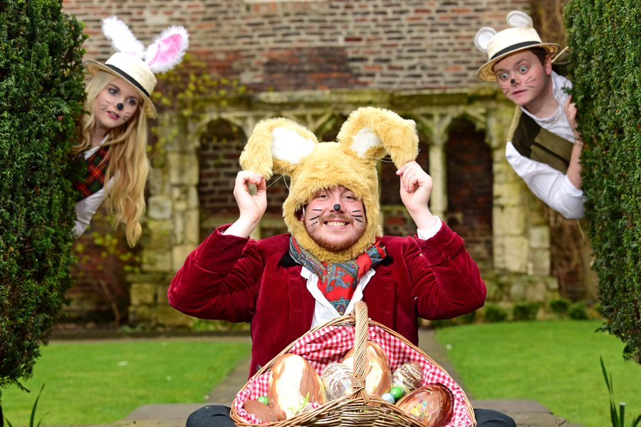 Easter Chocolate Adventure