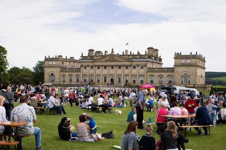 Great British Food Festival at Harewood House