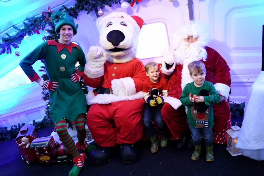 Festive Fun at Yorkshire Wildlife Park