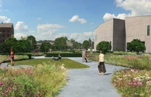 The Hepworth Wakefield Garden