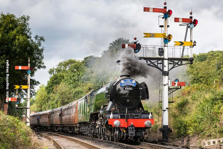 Image result for flying scotsman