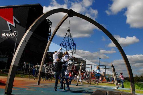 Magna Playgrounds