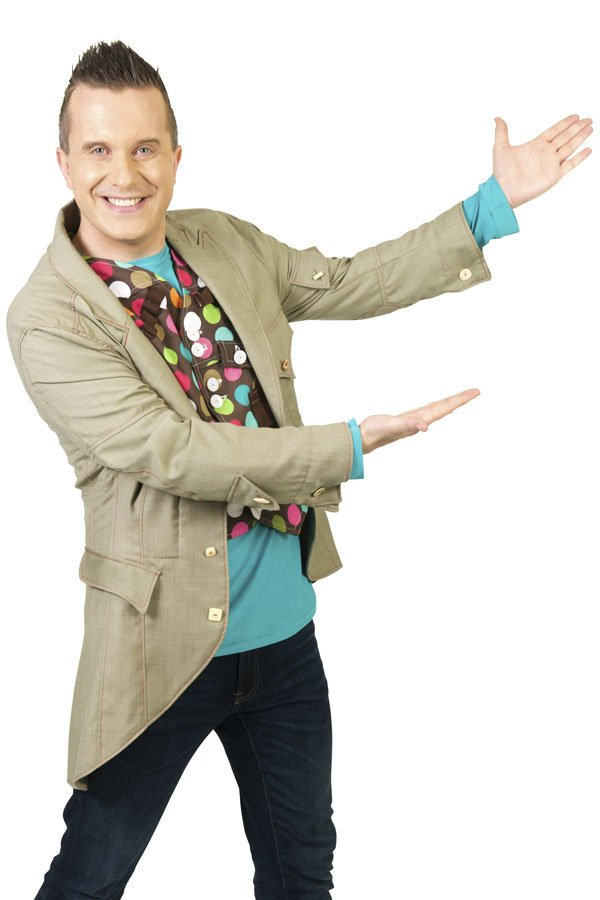 Mister Maker at Lightwater Valley