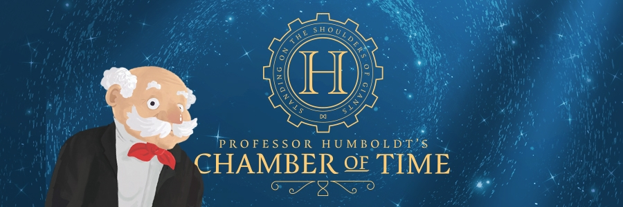 Chamber of Time advert