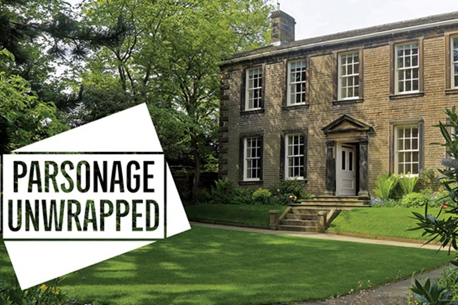 Parsonage Unwrapped For the Moors at Bronte