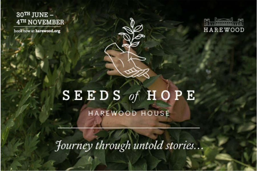 Seeds of Hope at Harewood House