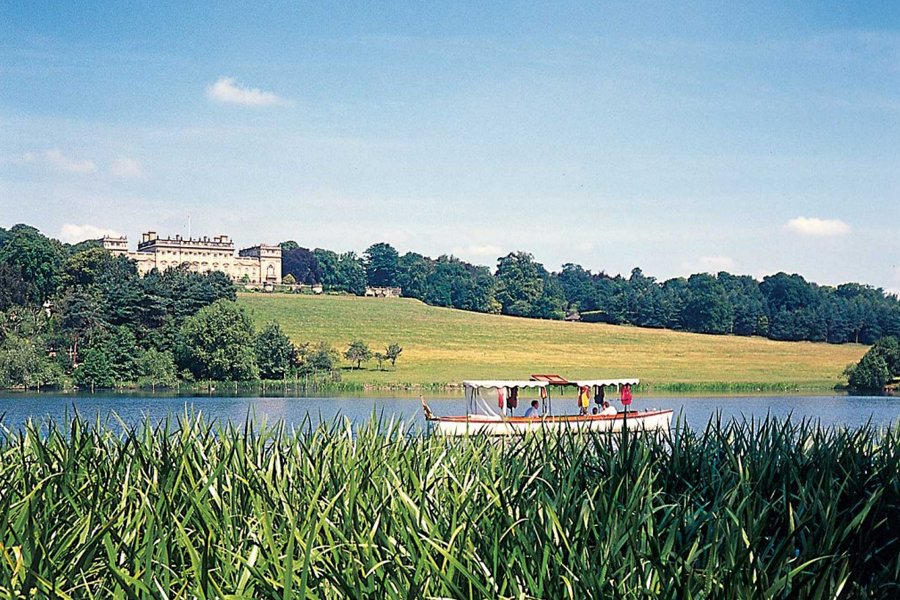 The Boat Trip at Harewood House