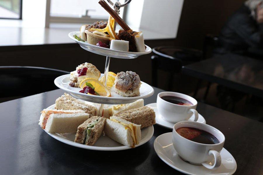 Afternoon Tea at Hepworth Wakefield