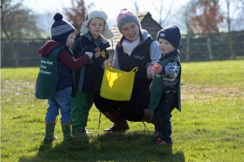 Thornton Hall Farm Toddler Rate