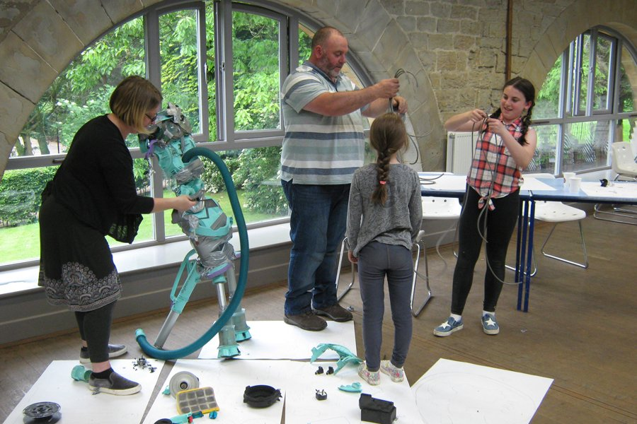 Tinker Project at YSP