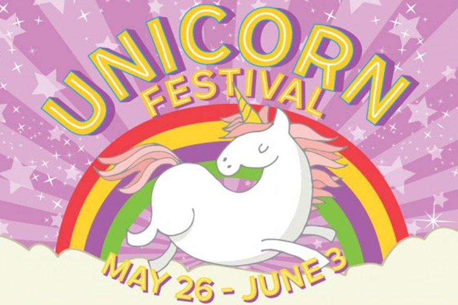 Unicorn Festival ar Cannon Hall Farm