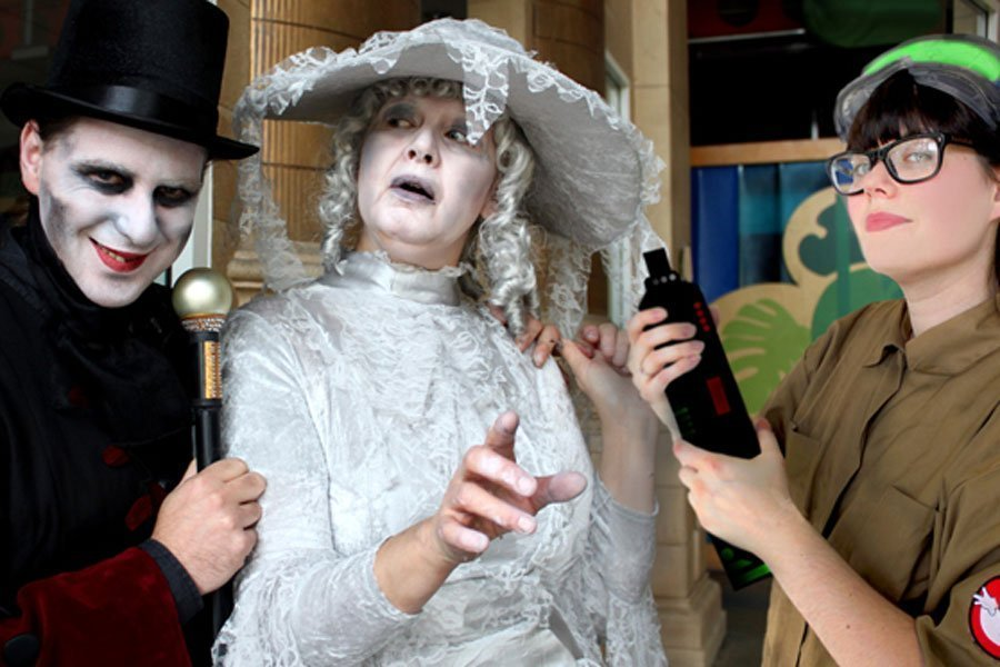 Ghostly goings on at Yorkshire Attractions
