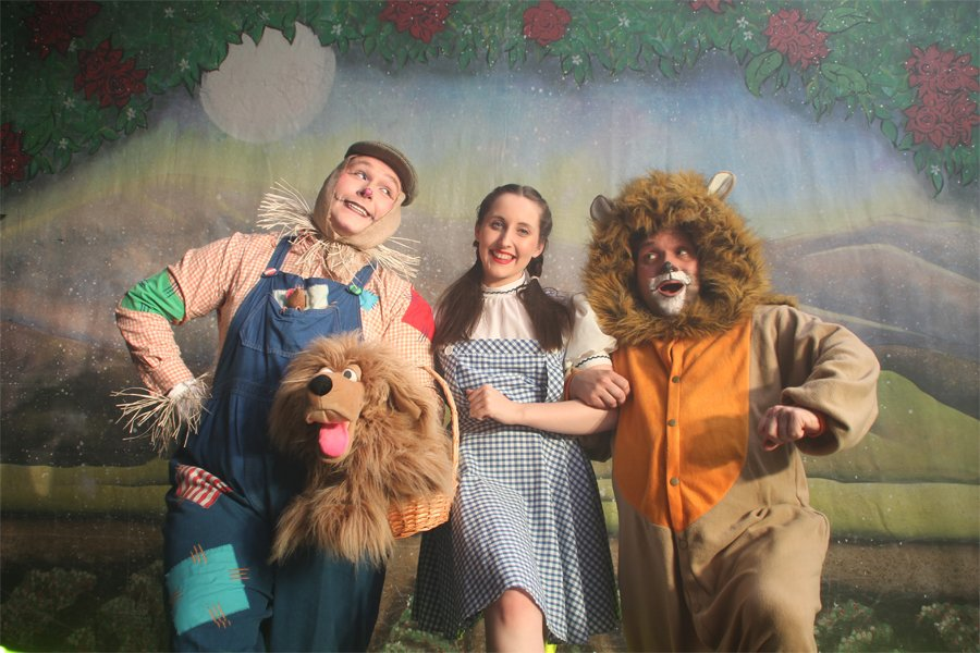 Wizard of Oz at Cannon Hall Farm