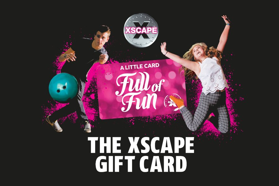 Xscape Gift Card