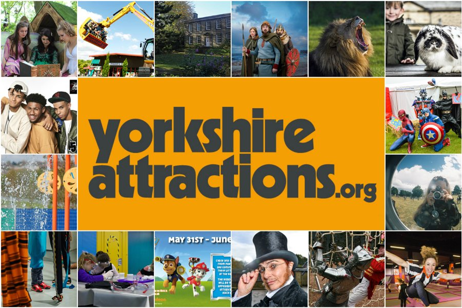 A variety of days out with Yorkshire Attractions