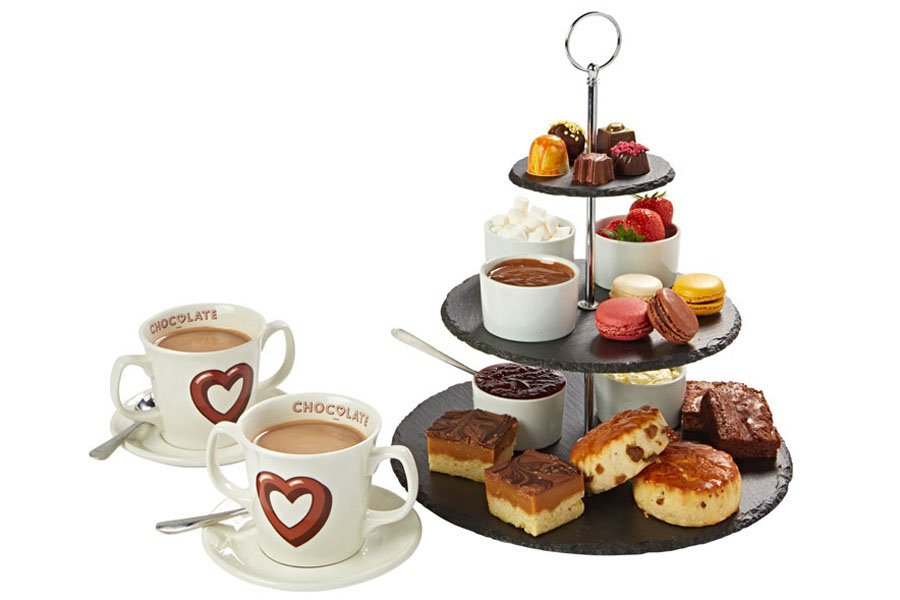 Afternoon Tea ta York's Chocolate Story
