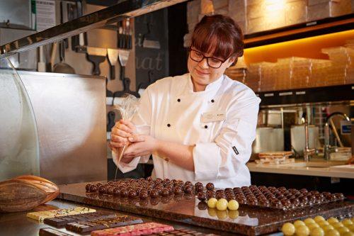 York's Chocolate Story-Chocolatier