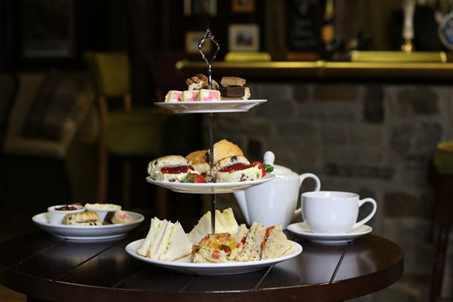 Afternoon Tea at Emmerdale Studios