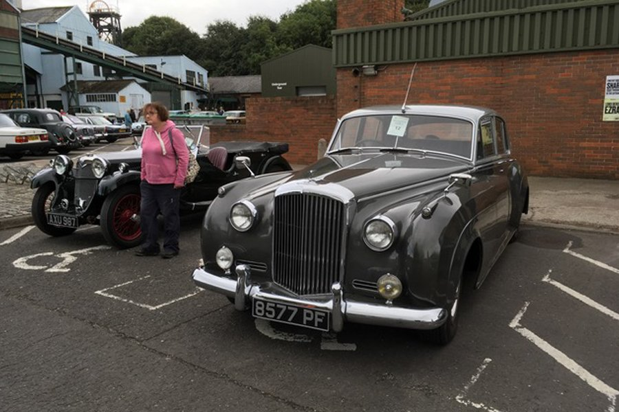 Classic Car Meet At National Coal Mining Musuem Yorkshire Attractions - Classic car meets near me