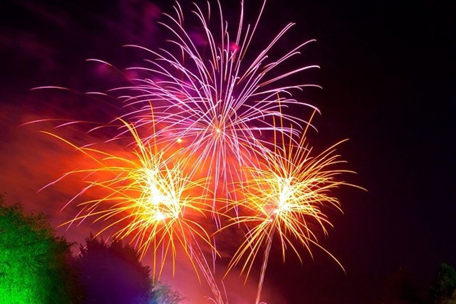 Fabulous Fireworks at Lightwater Valley