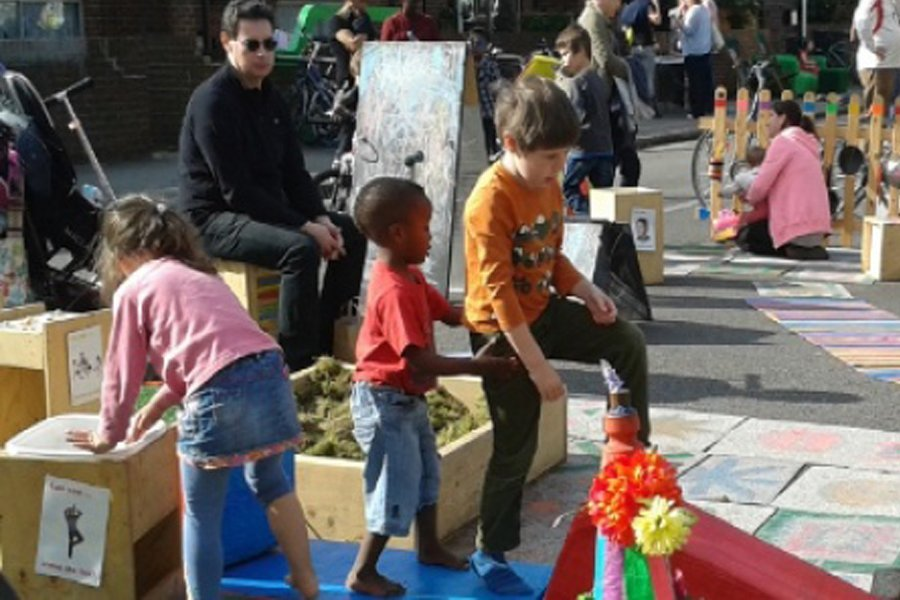 National Play Day at The Hepworth