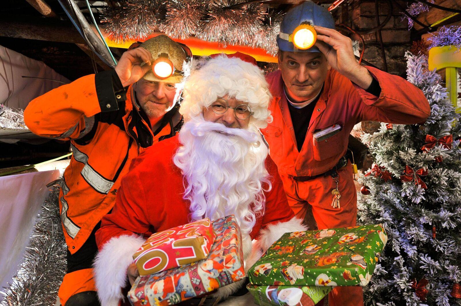 Santa Underground