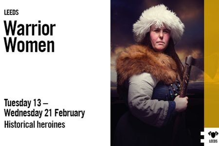 Warrior Women at Royal Armouries Museum