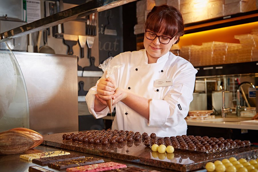 York's Chocolate Story